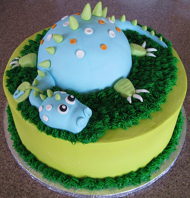 dinosaur cakes for boys
