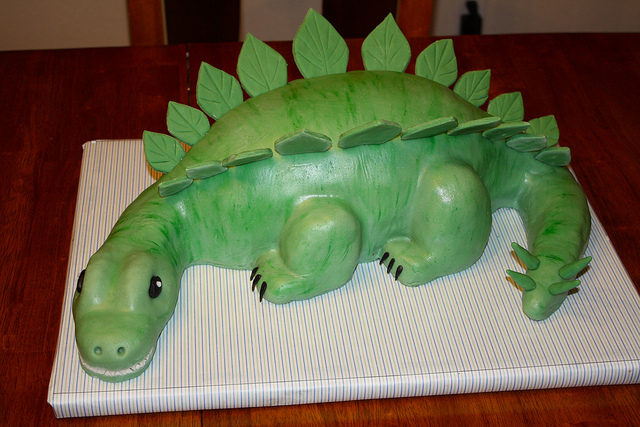 dinosaur cakes for girls