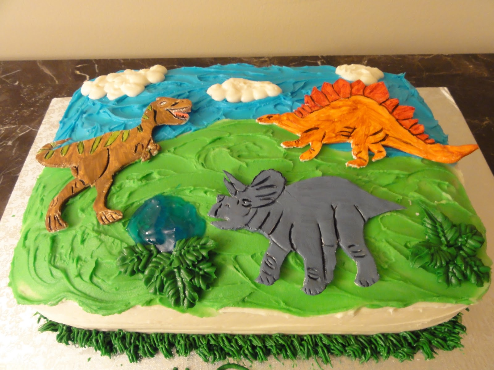 Awesome Dinosaur Cakes Ideas for Kids Dinosaurs Pictures and Facts