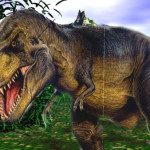 pictures of dinosaurs fighting – T-Rex