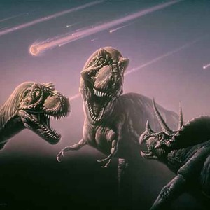 dinosaurs extinction asteroid