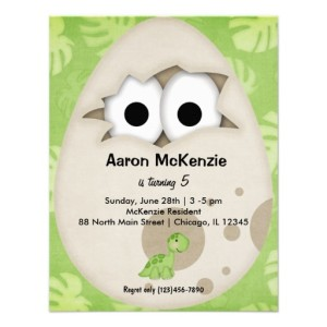 dinosaur birthday invitations wording