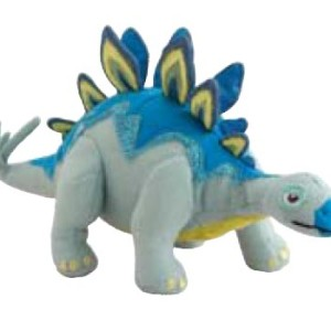 Medium Plush Stegosaurus