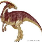 pictures of dinosaurs – Parasaurolophus