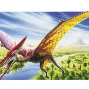 Flying Dinosaurs – Pterodactyl