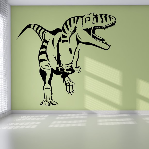 Huge T-Rex Wall Stickers