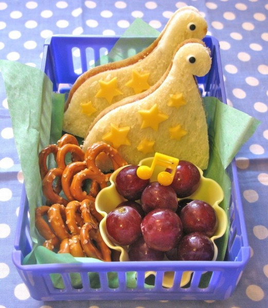 dinosaur lunch box ideas