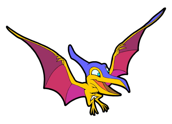 Pterodactyl Pictures for Kids