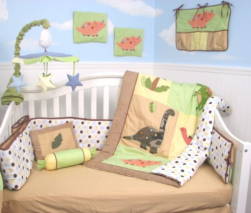 Boy Crib Bedding Sets Dinosaur