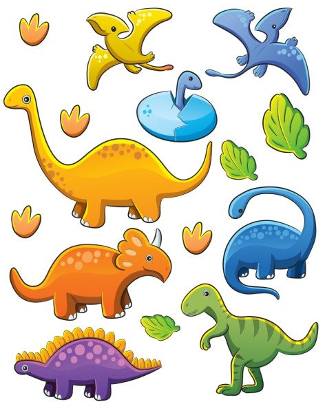 Kids Dinosaur Pictures