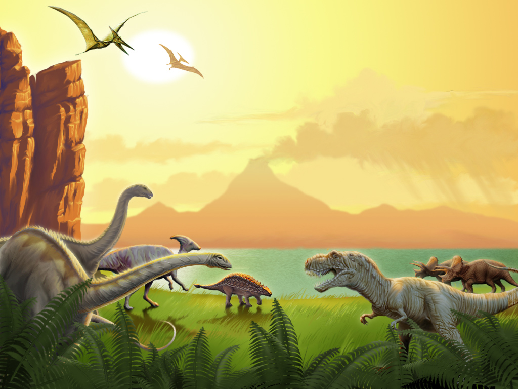 Dinosaurs Extinction facts about dinosaurs