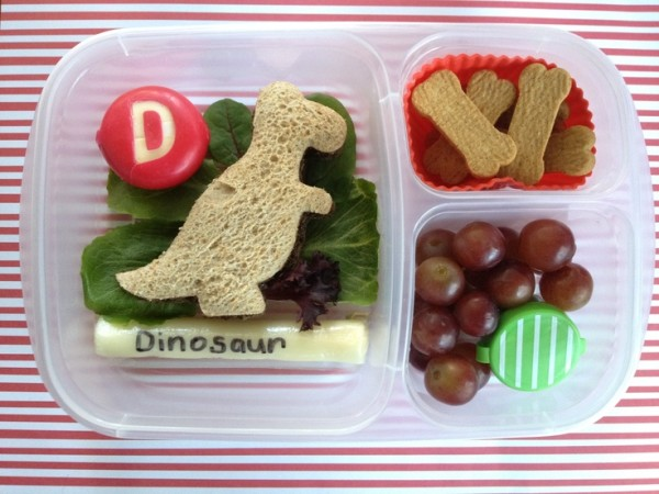 Dinosaur T-Rex Lunch Box