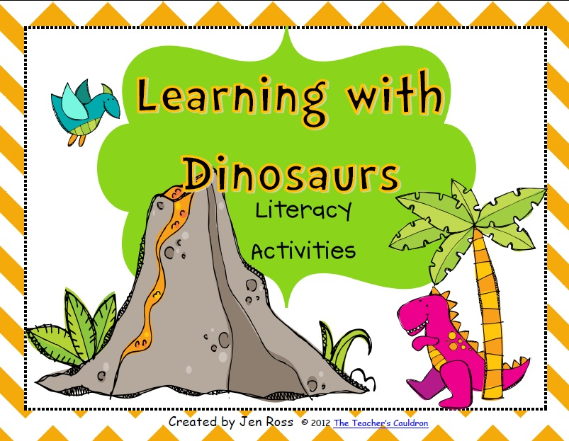 dinosaur lesson plans 2nd grade