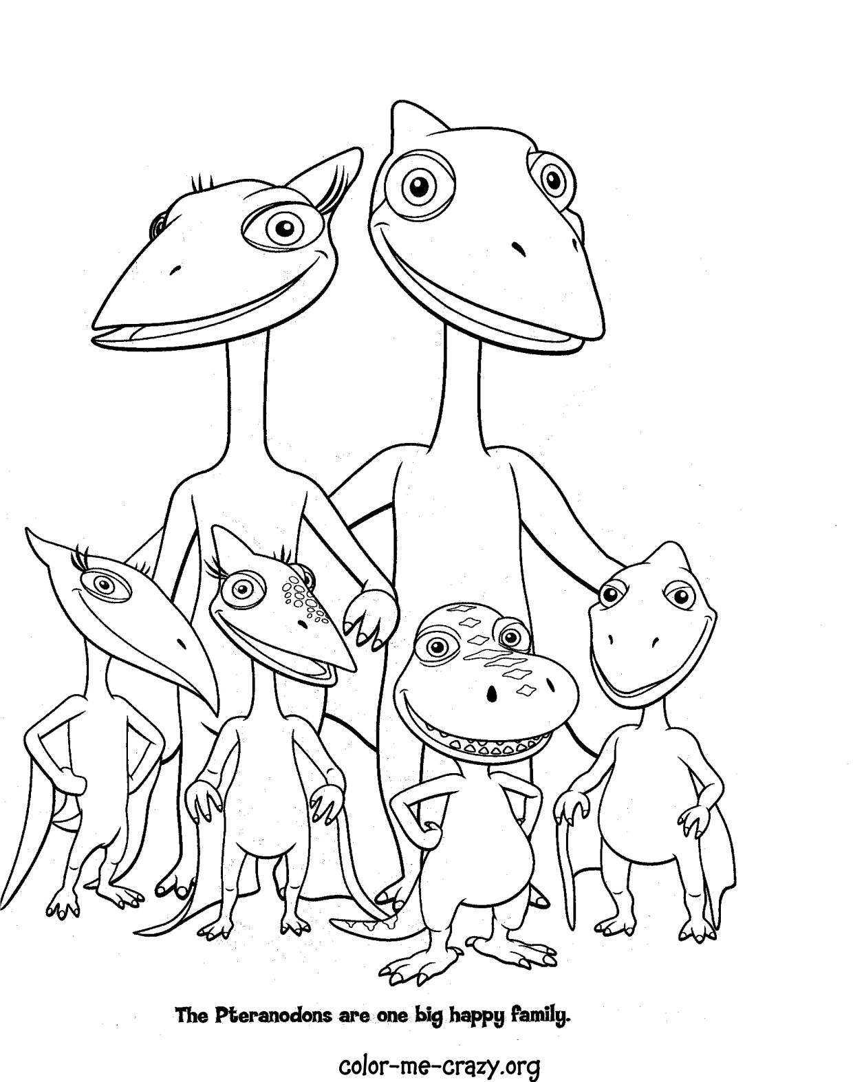 dinosaur train coloring pages dinosaurs pictures and facts. Black Bedroom Furniture Sets. Home Design Ideas
