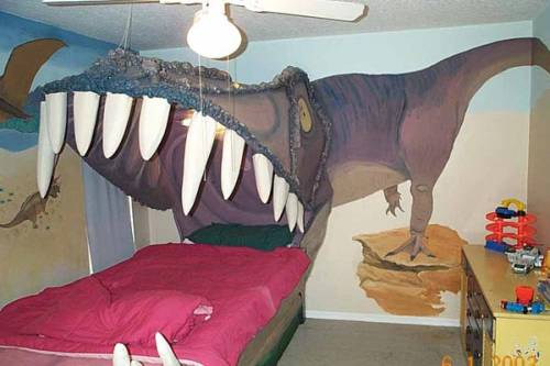 T-Rex Dinosaur Room Decor