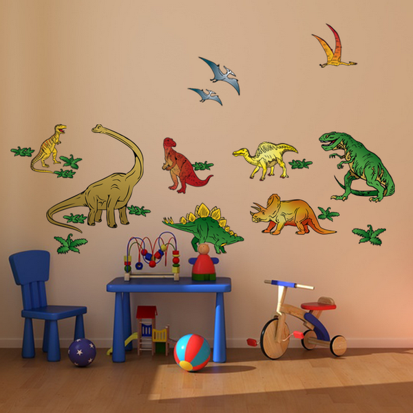 dinosaur room ideas