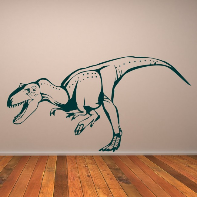 T-Rex Wall Decal