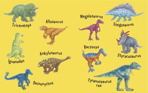 Dinosaurs Names Name that dinosaur!
