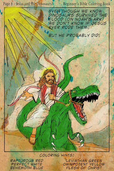 dinosaur description in bible