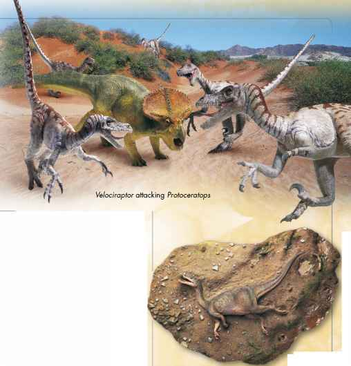 mesozoic era dinosaur names
