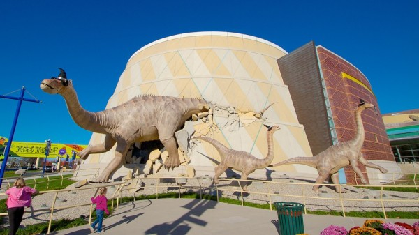 Children\'s Museum of Indianapolis – Indianapolis – Tourism Media