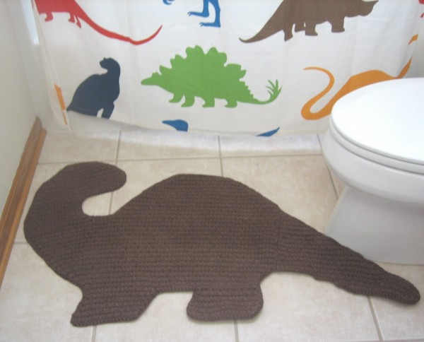 Fun Dinosaur Bathroom Ideas