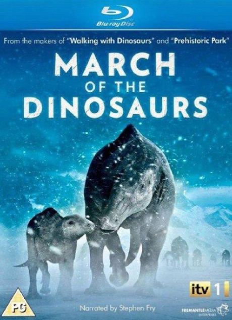 best dinosaur documentaries 2013 - March of The Dinosaurs