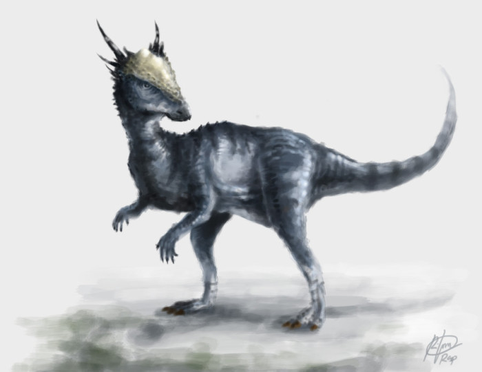 Stygimoloch facts for kids