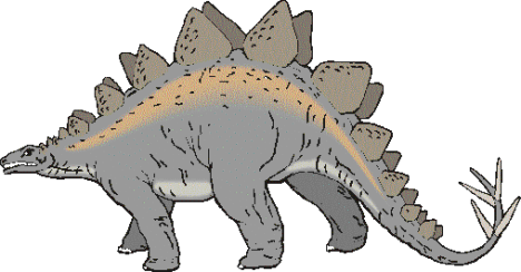 stegosaurus dinosaur for kids