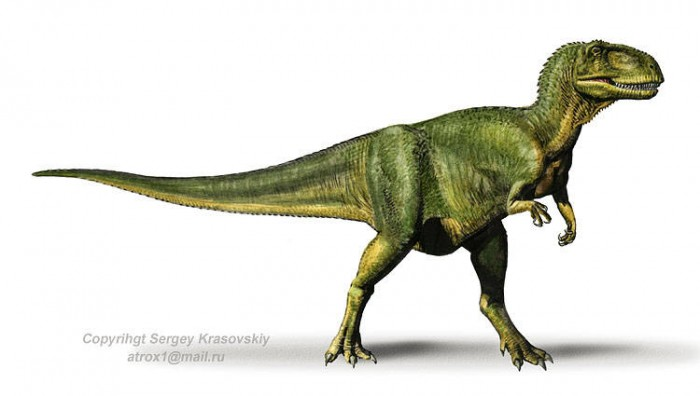 Abelisaurus Facts for Kids