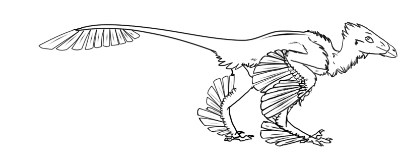 dinosaurus utah raptor coloring pages - photo#40
