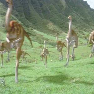 Jurassic Park Dinosaurs – Gallimimus