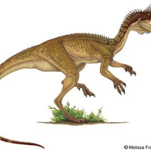 Jurassic Park Dinosaurs – Dilophosaurus