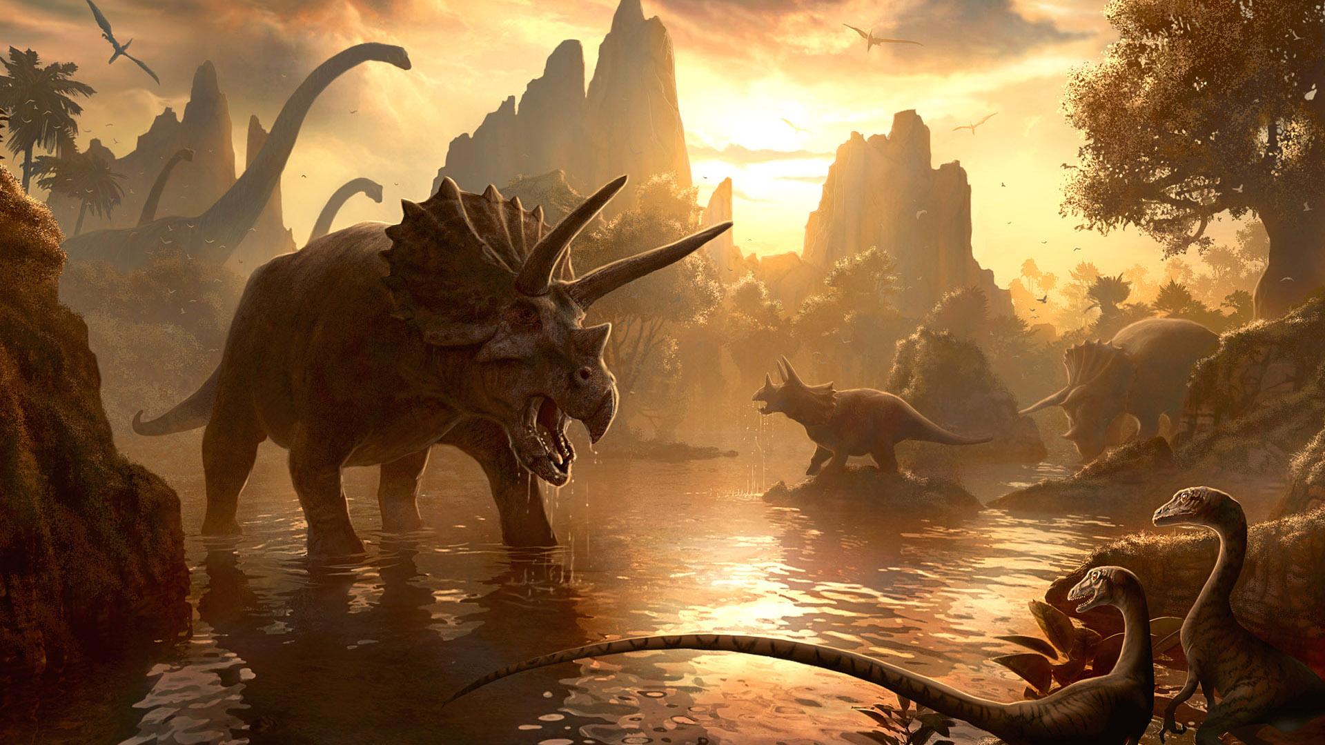 dinosaur wallpaper for bedroom