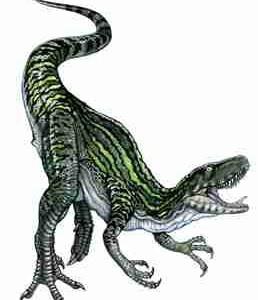 Staurikosaurus Triassic Dinosaur