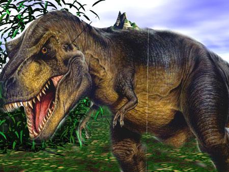 Jurassic Park Dinosaurs – T-Rex