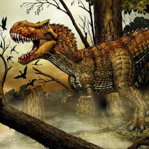 t-rex facts for preschoolers