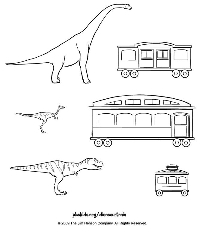 free dinosaur printables for kindergarten