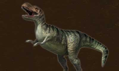 Jurassic Park Dinosaurs – Metriacanthosaurus