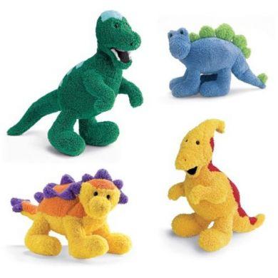 Cute Dinosaurs Toys Set
