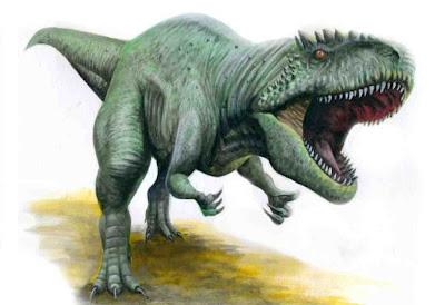 Largest Meat-Eaters Dinosaurs – Giganotosaurus carolinii