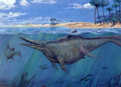 Triassic Dinosaurs - Ichtyosaurs