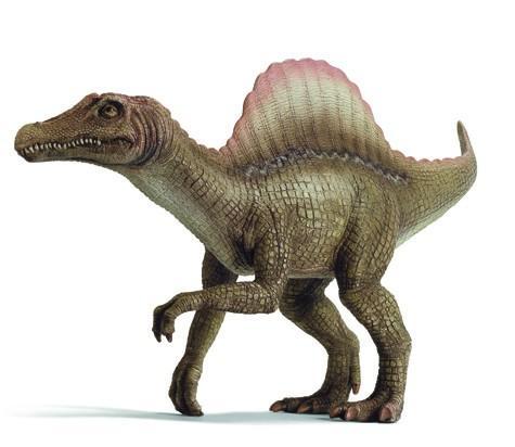 Biggest Sauropod : Spinosaurus