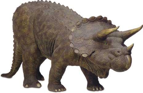 Jurassic Park Dinosaurs – Triceratops
