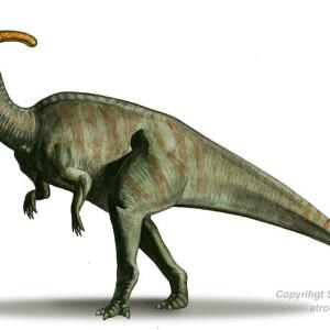 Jurassic Park Dinosaurs – Parasaurolophus