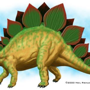 Jurassic Parks Dinosaurs – Stegosaurus