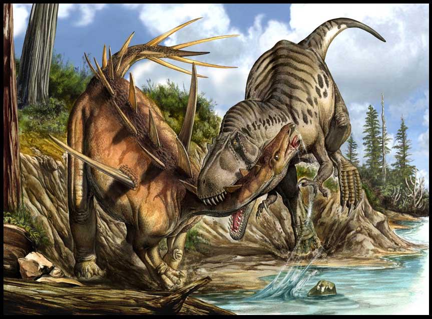 Largest Carnivore : Torvosaurus