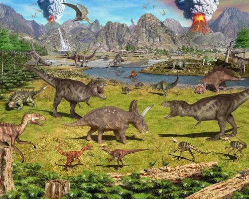 Dinosaurs Era HIstory