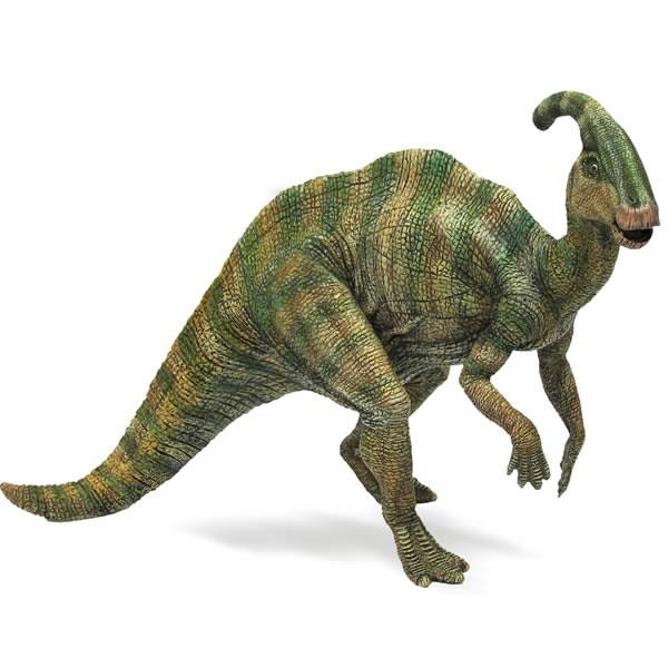 Plant Eating Dinosaur Parasaurolophus Dinosaurs