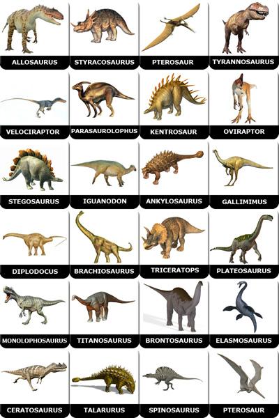 Dinosaurs Memory Games template